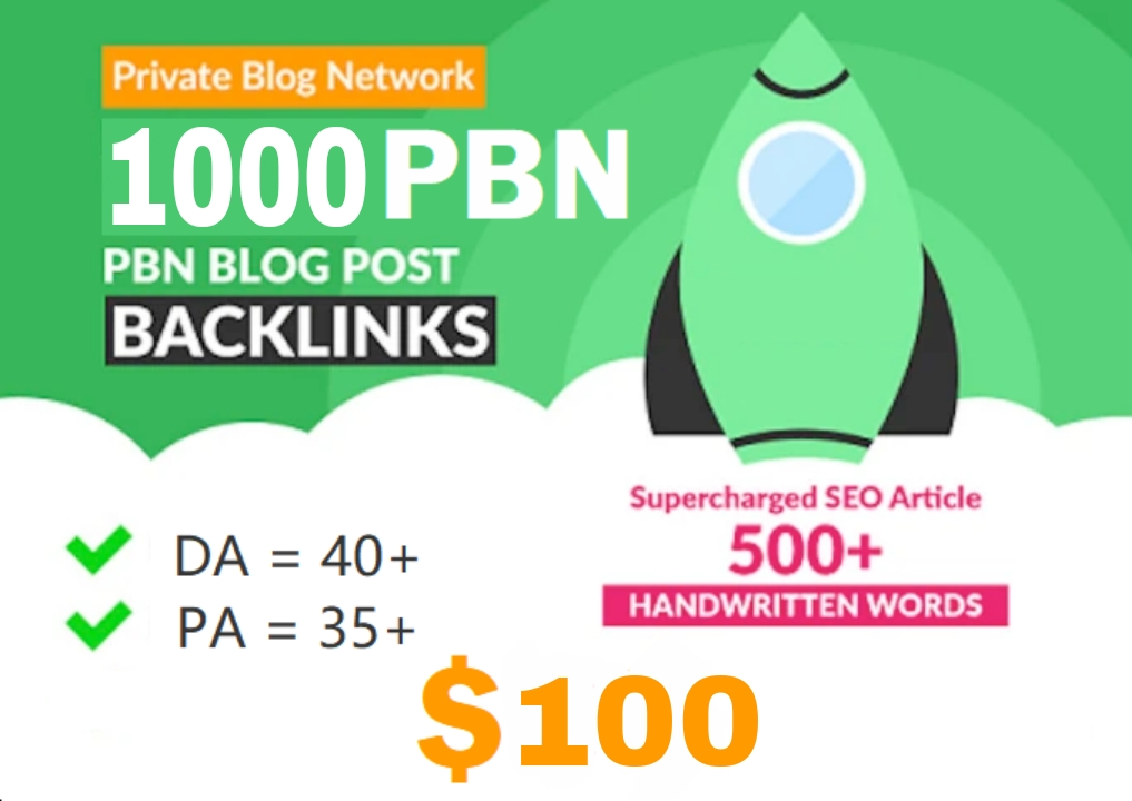 Build premium 1000+ PBN Backlink point of arrival web 2.0 with never-ending dofollow Trustfollow