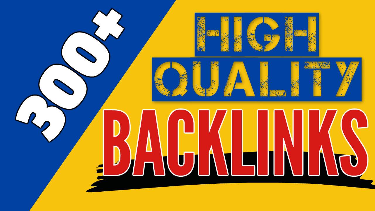 high quality backlinks for SEO