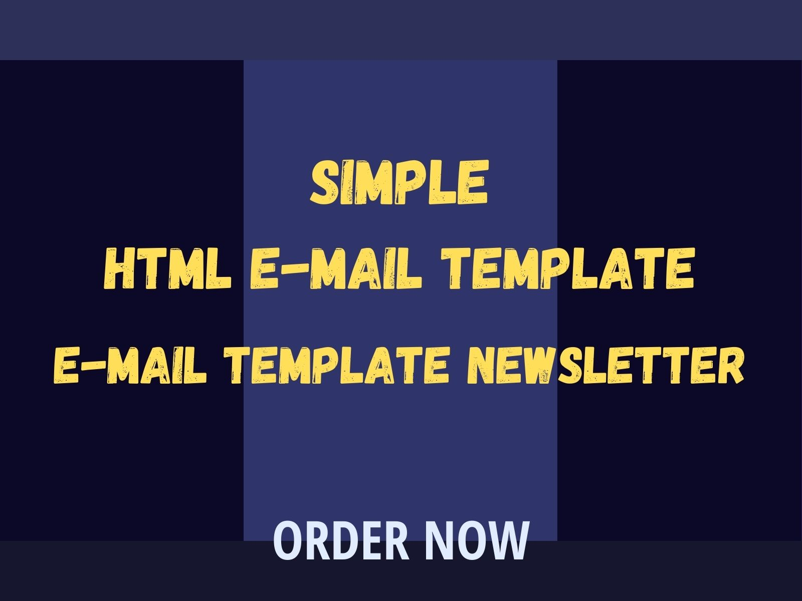 I Will Design HTML Email Template Newsletter For Any Country