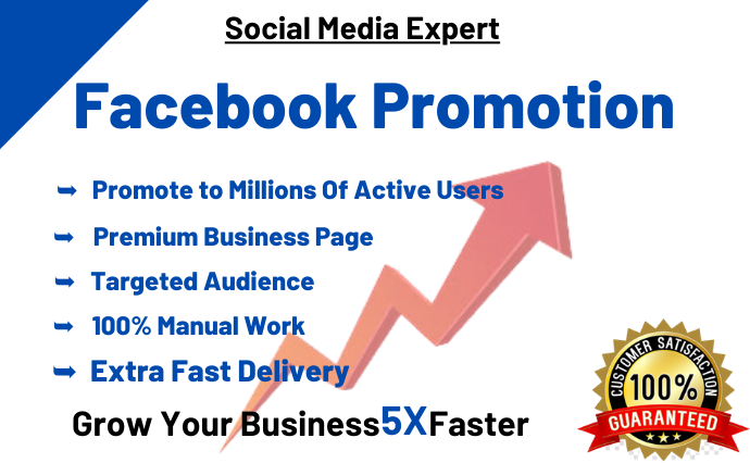 I will create and optimize total Facebook business page plus 2million advertising