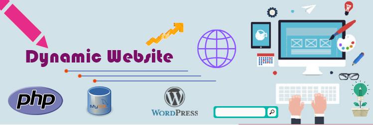 Responsive Website with Clean Responsive Design.