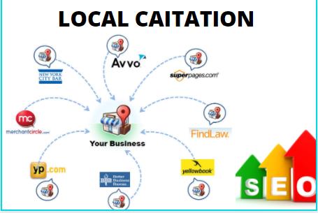 I will do 100 live local seo citations for local businesses