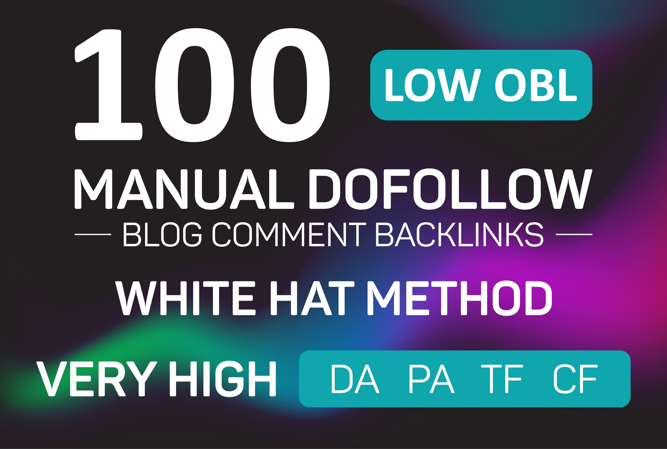 I Will Provide 100 High Da Pa Dofollow Blog Comments Backlink in High Authority