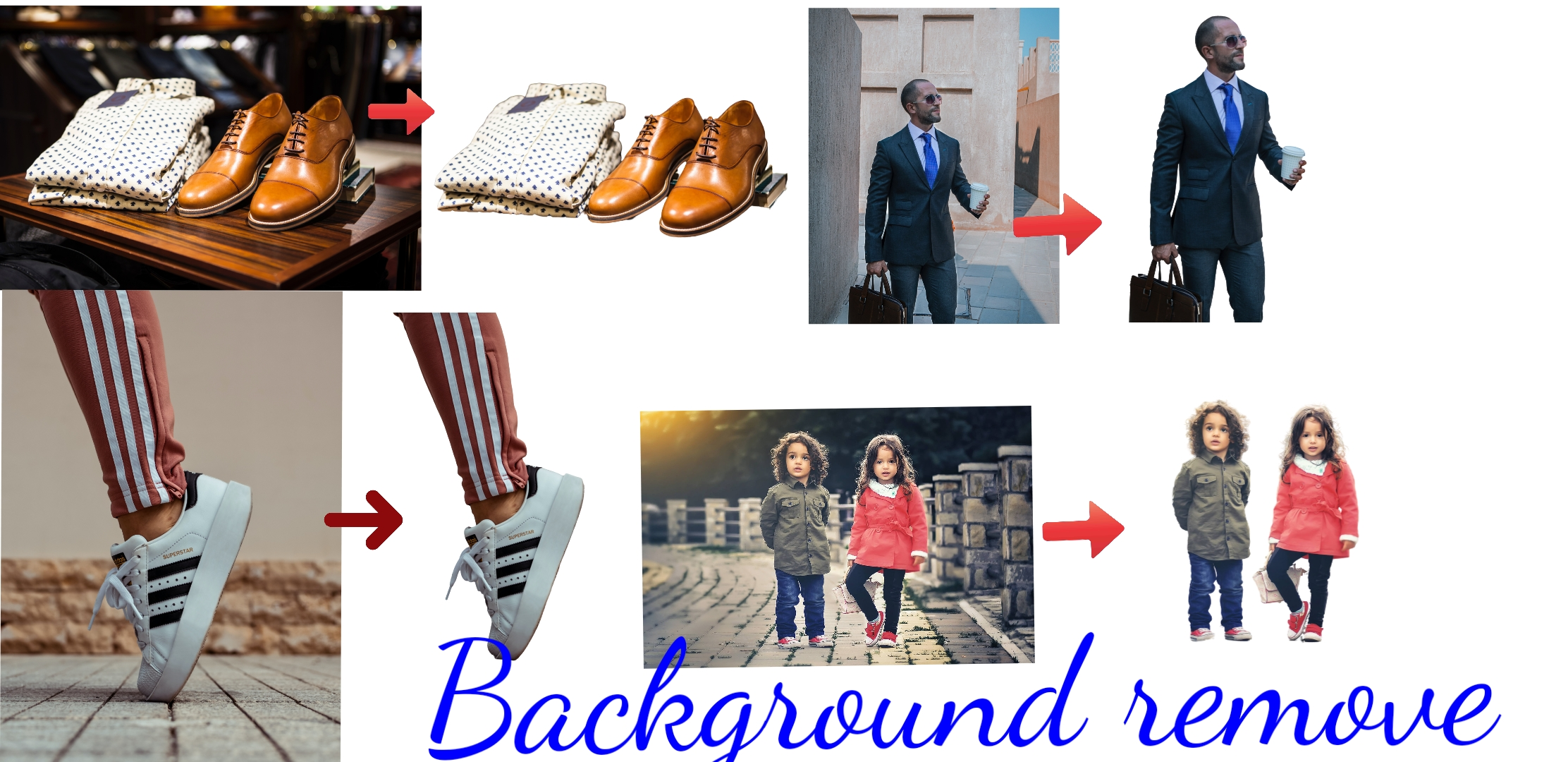 I will remove 15 photos background or changing photos background,  change colour