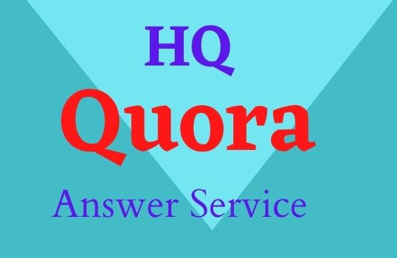 Promote Your website 5 High Quality Quora Answers for targeted traffic