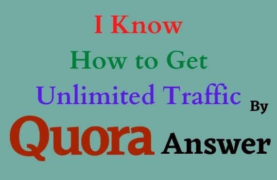 I will Promote your website in 10 Best HQ Quora Answer with link