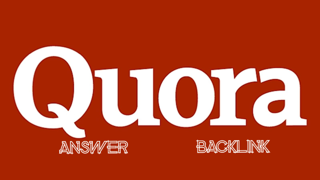 I will Provide your website 4 high quality Quora Answer with your keyword and URL