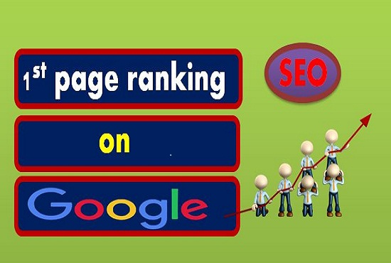 Offer guaranteed 1st Page ranking on google.