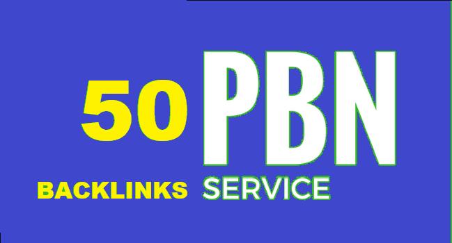 50 PBN Backlinks High PA DA and Blogger Backlink to get fast rankup