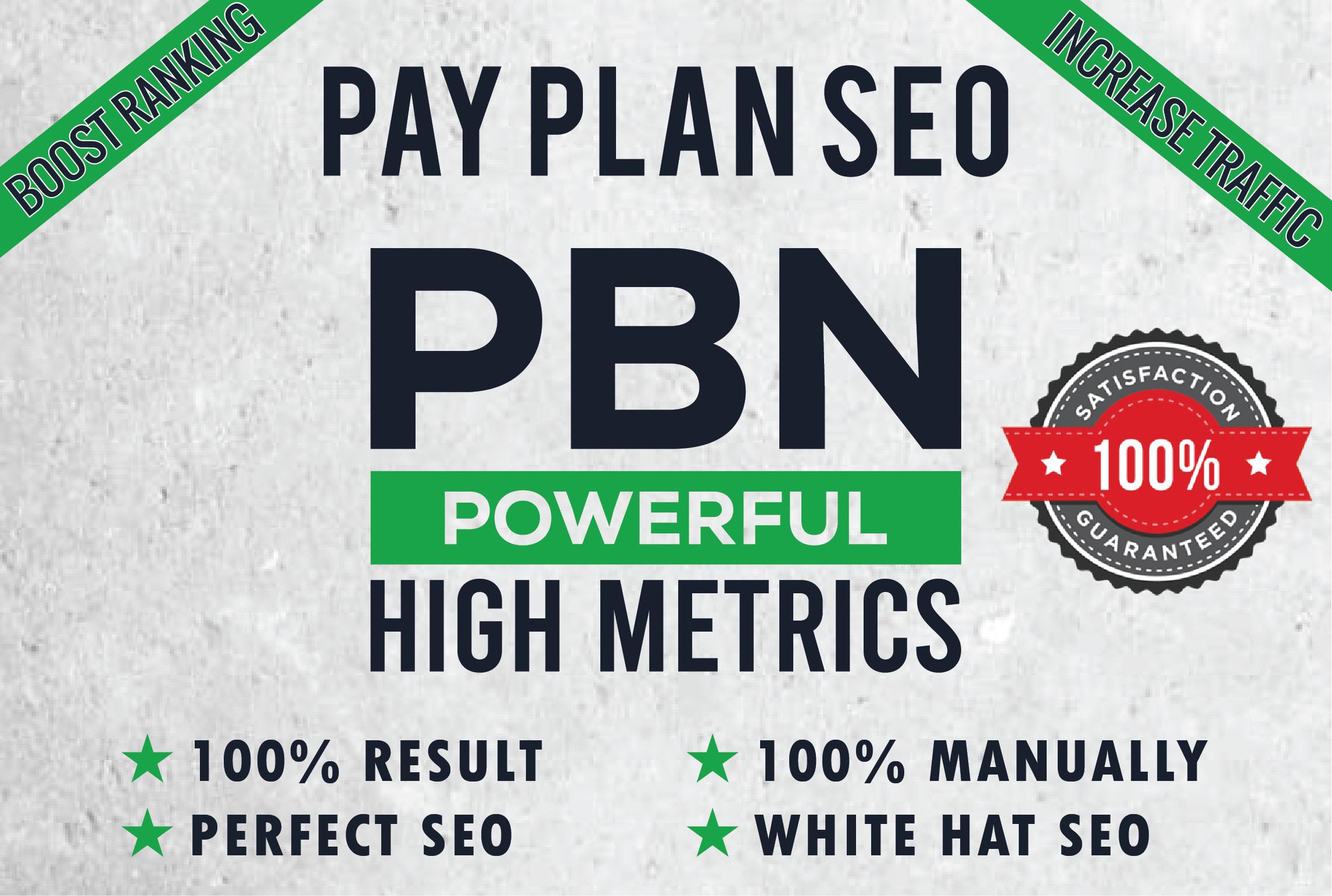 build manual unique domain homepage pbn backlinks