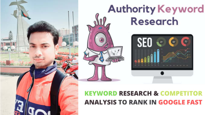 I will do indepth SEO keyword research and competitor analysis