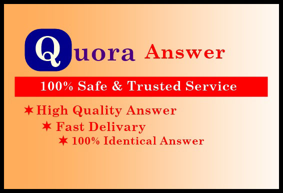 High Quality targeted traffic with 40 Quora answers