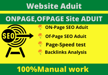 I will do On Page Of Page SEO website Optimize Wordpress