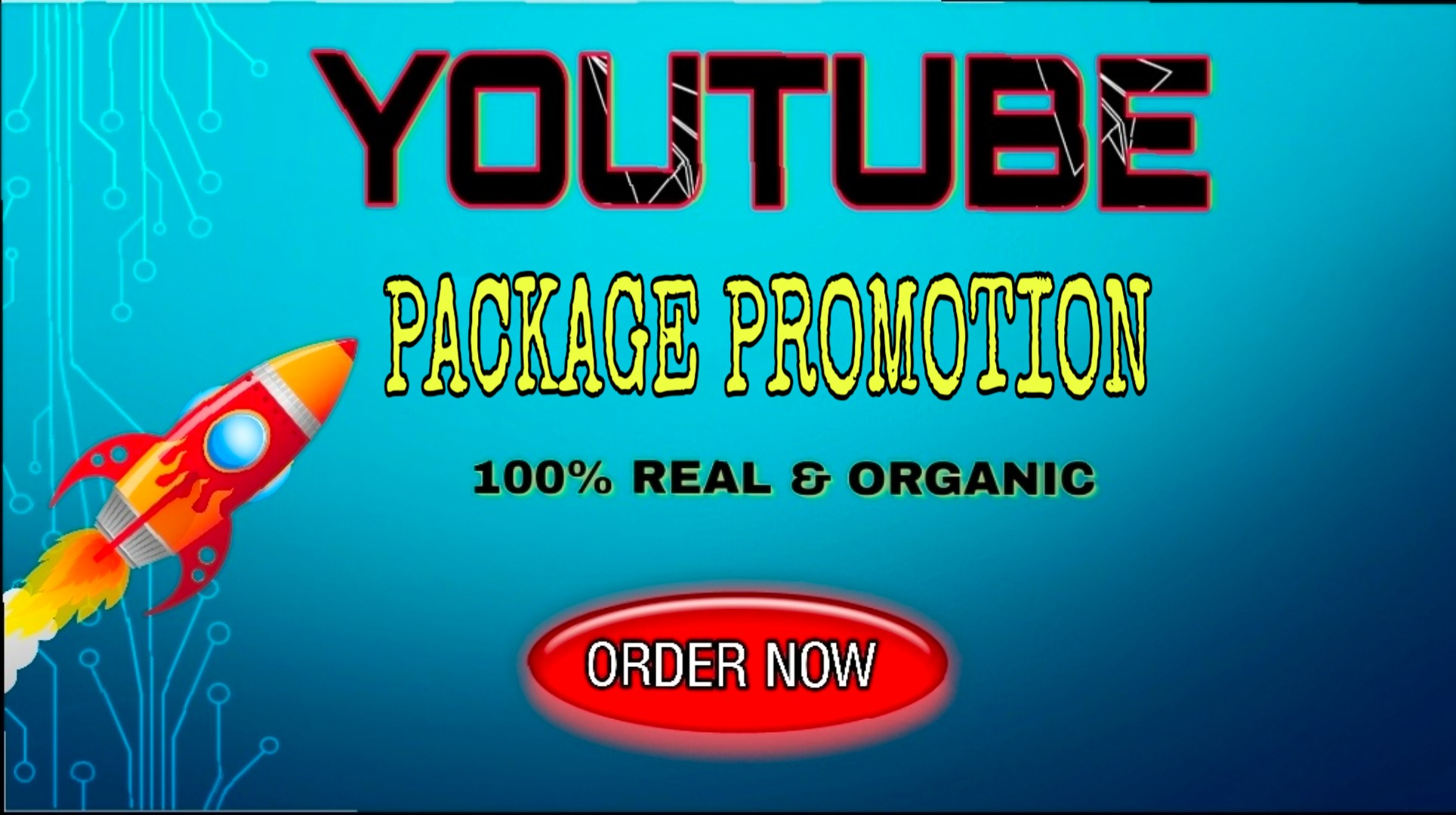 Best YouTube Package Promotion All In One Services Instantly Delivery for 1