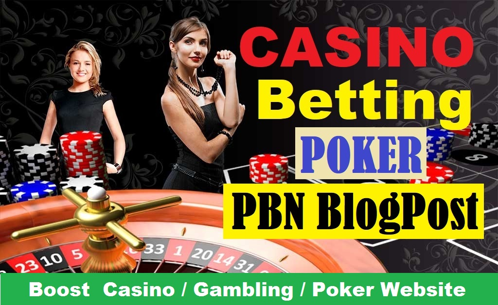 50 PBNs Blogpost From UFA/CASINO/GAMBLING/POKER/Betting Related Sites Increase Google 1st Rank