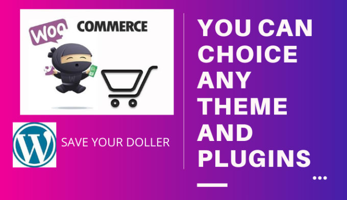 I will setup any theme and plugins wordpress website as your choice