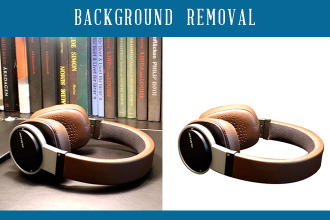 I will do any product photo background removal of 20 images