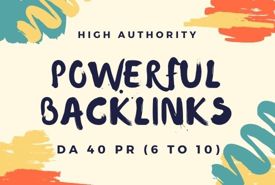 500+ Permanent PBN Backlinks Web2.0 with High TF/CF/DA 70 Do-follow Links Homepage Unique webs