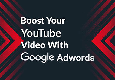 I will promote your YouTube video with Google Adword