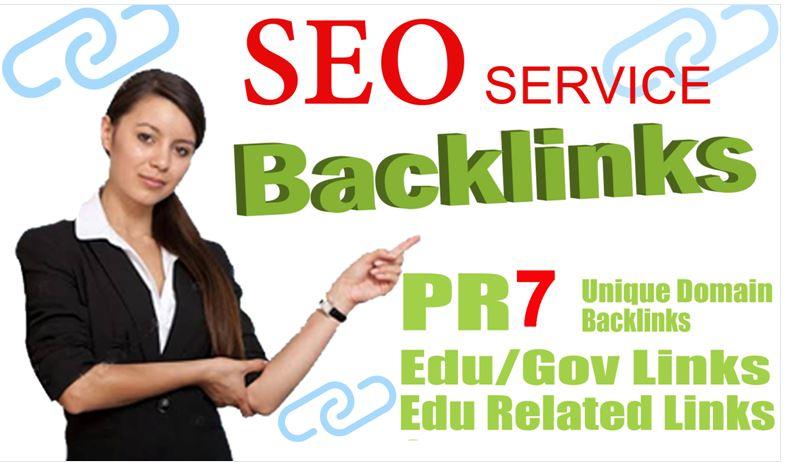 Create 80 Unique Domain Profile Backlinks with 80+ High DA/PA
