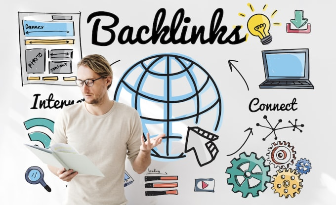 create high quality dofollow SEO backlinks for you