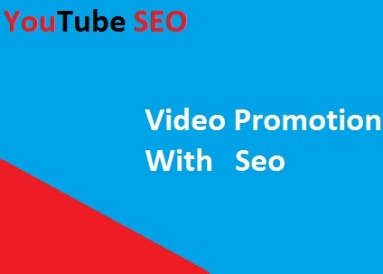 YouTube Video Promotion With SEO