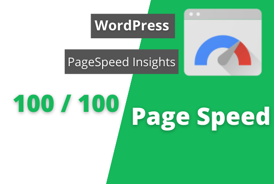 I will speed optimize your wordpress site