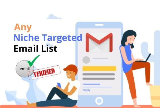 I will provide USA bulk or target valid email list for your business