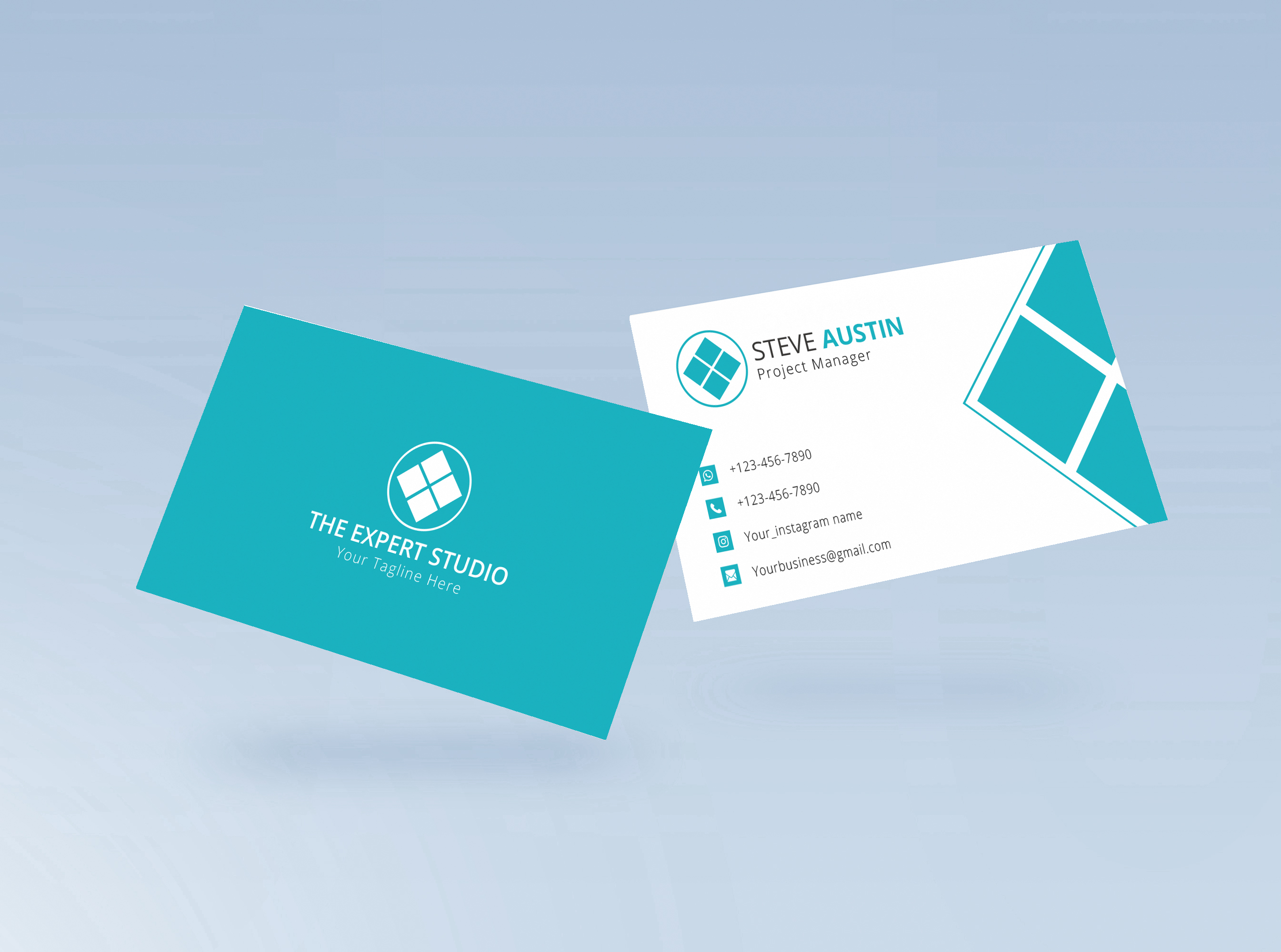 I will provide modern stunning luxury elegant business card design