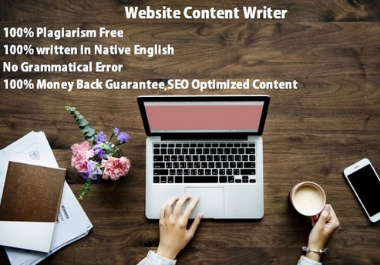 I will write 500 words of SEO friendly content for your blog or website