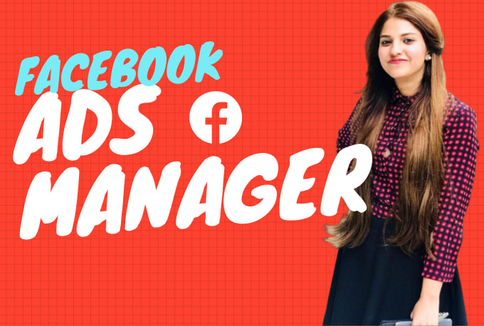 i will be your facebook ads manager