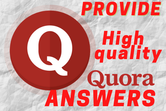Keyword related 15 quora answers posting