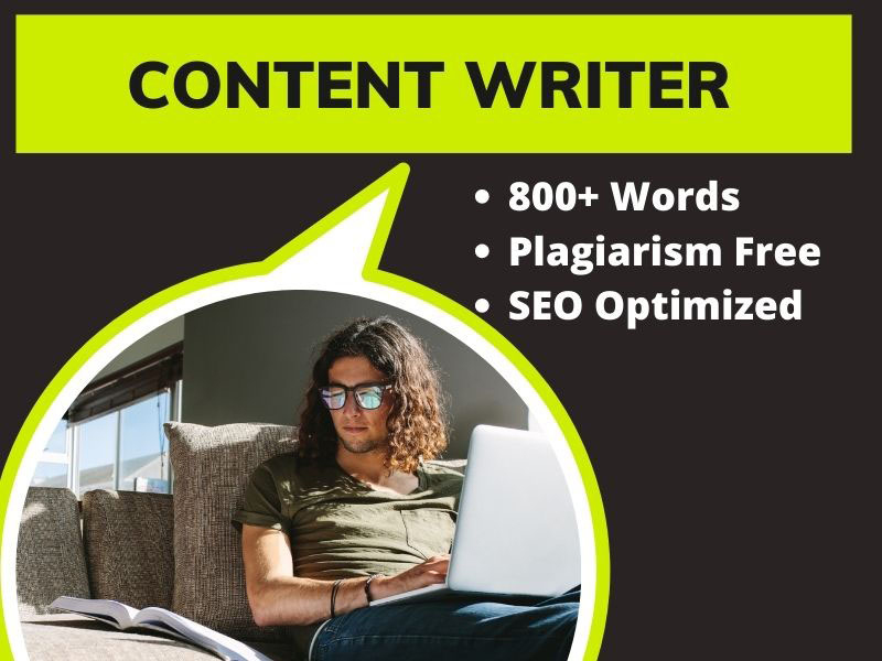 I will be Your SEO website content writer,  Article and Blog Writer