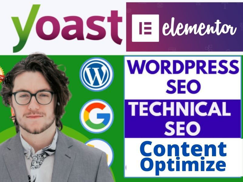 I will do yoast wordpress On Page SEO optimization,  SEO Audit Page,  Content SEO Optimize