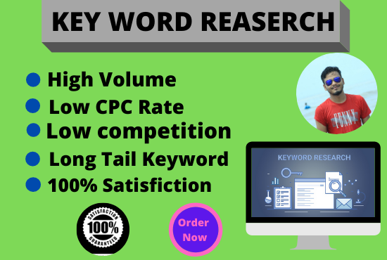 I will do profitable keyword research for your website and product