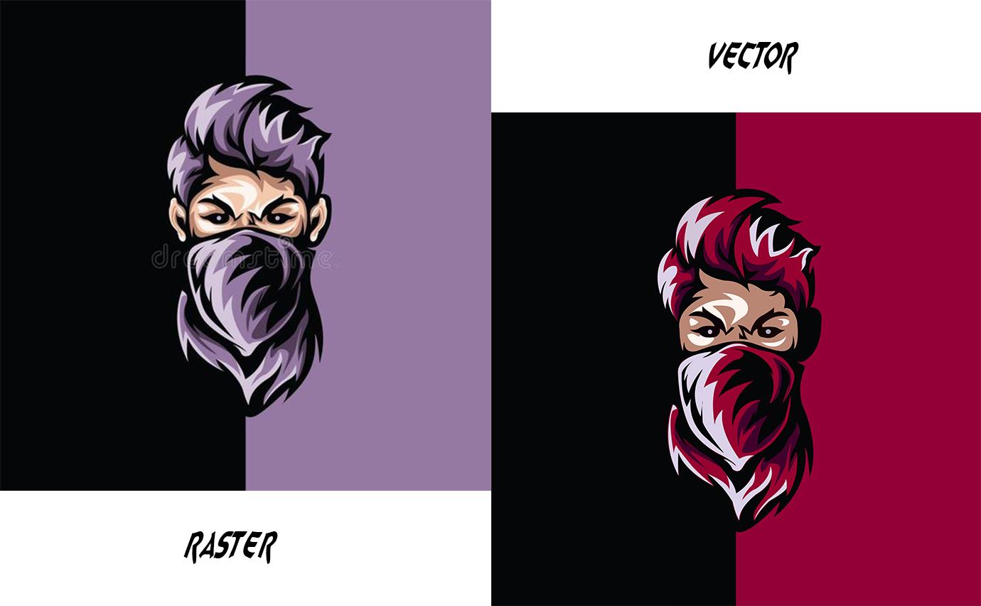manually vector tracing,  vectorize logo,  convert raster to vector