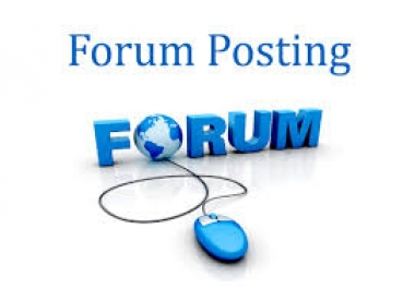 Traffic Booster 30 Forum Post Links to Boost Your Google Ranking