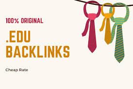 Create 50+. Edu High DA Backlinks - Top Rank On Google