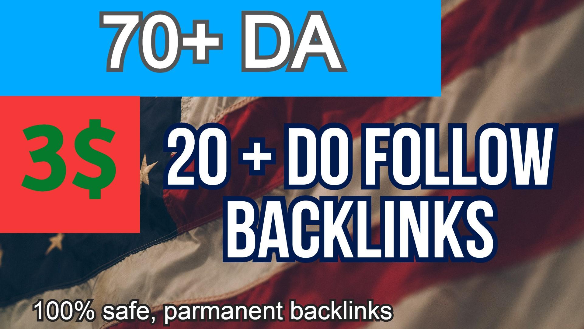 20+ POWERFULL PBN WEB 2.0 Backlinks 70+ DA 35+ PA GET IT NOW