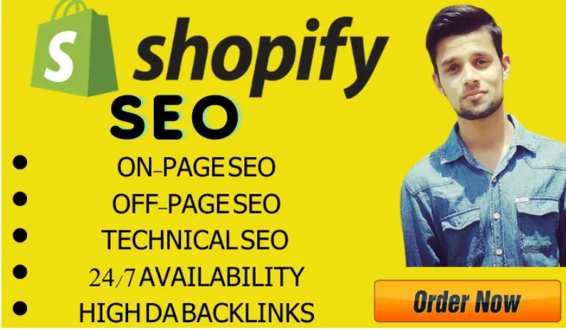 Complete Shopify SEO for higher traffic and ranking guaranteed