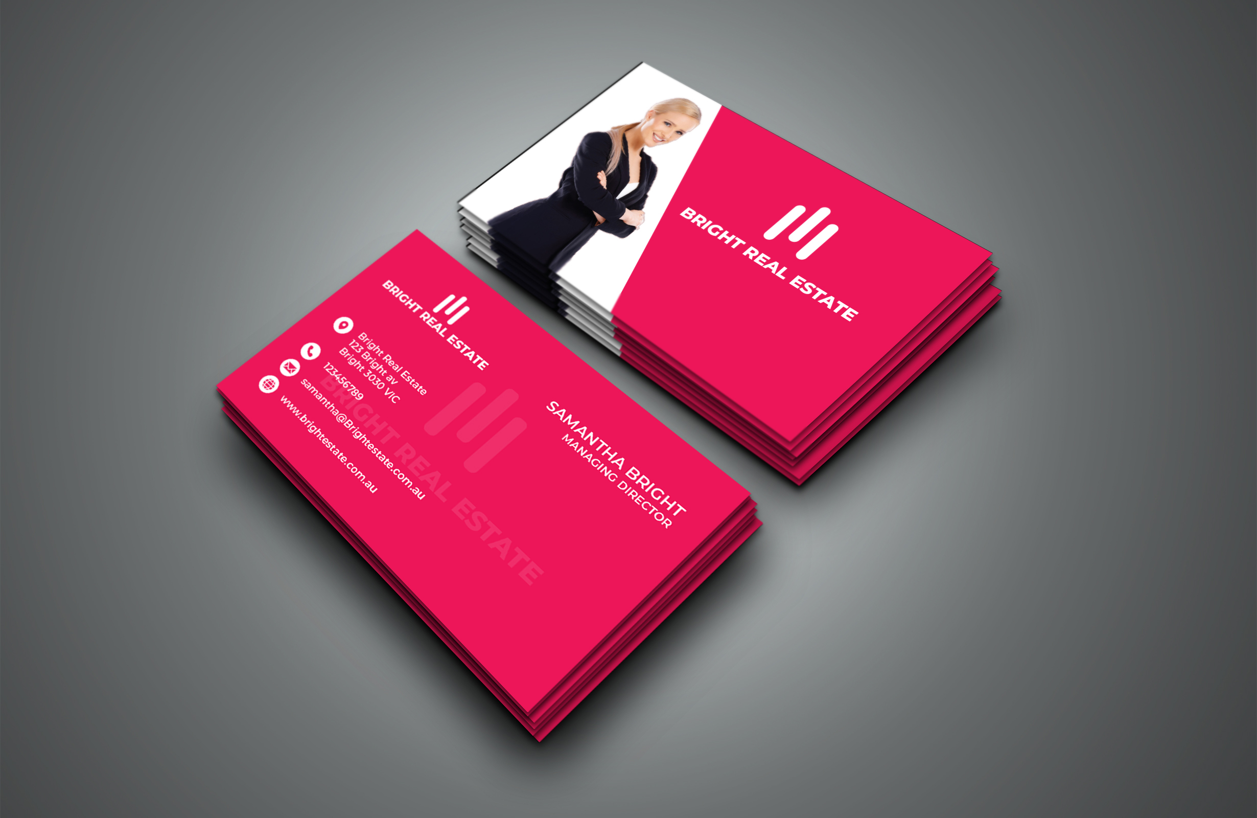 I will Design custom,  luxuries and unique Business Card