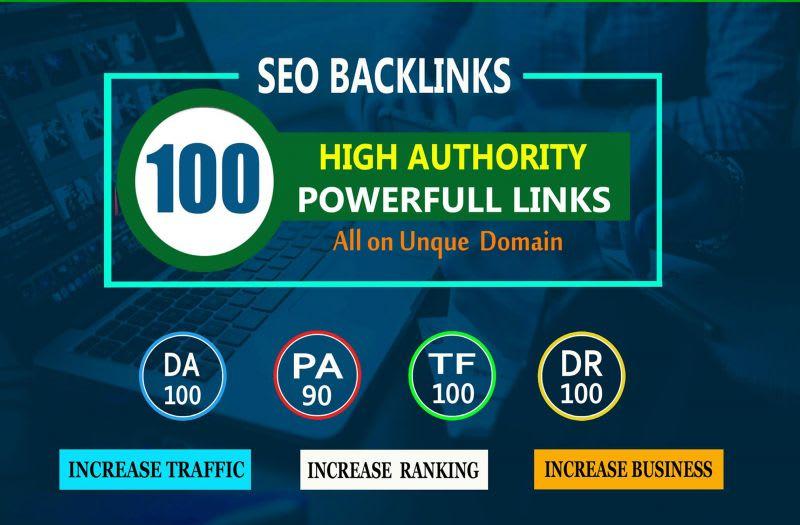 do high da seo backlinks for rank website on google 1st page