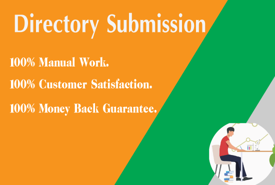 I will do 50 listings,  Directory Submission.
