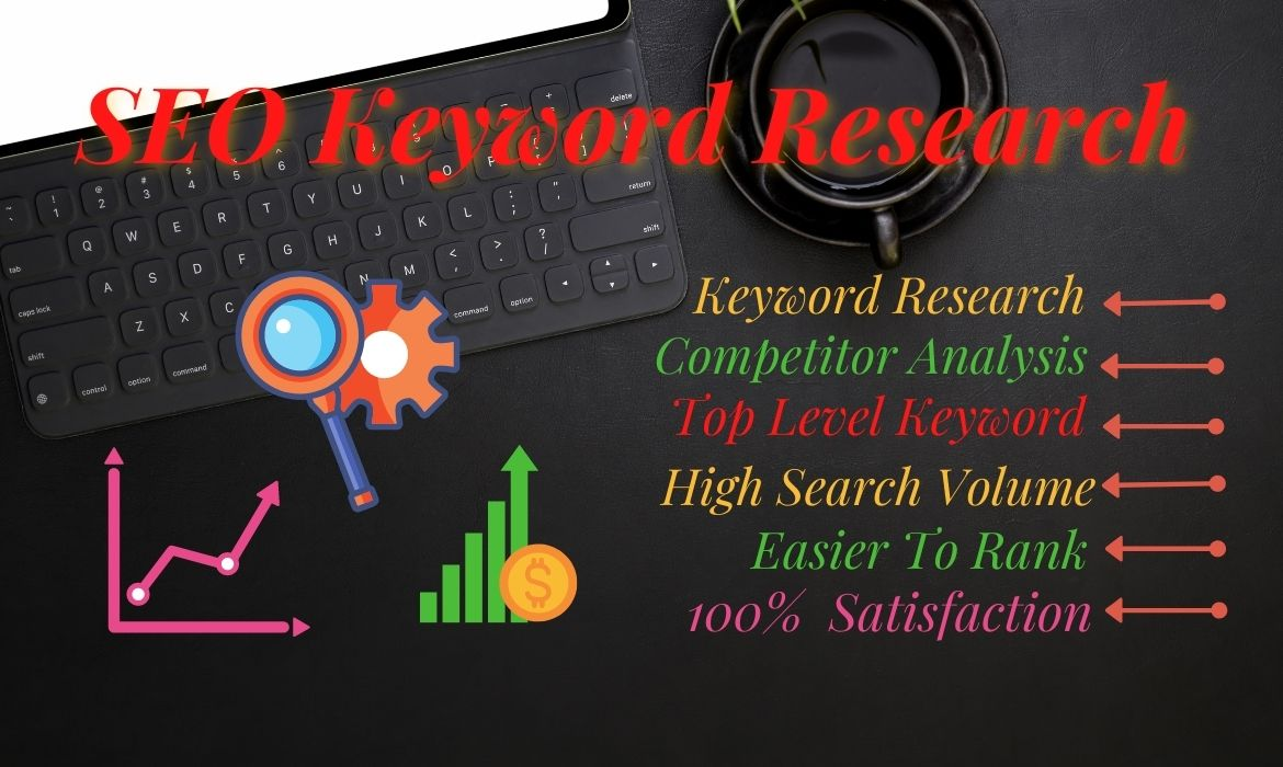 SEO Keyword Research for your Niche or website