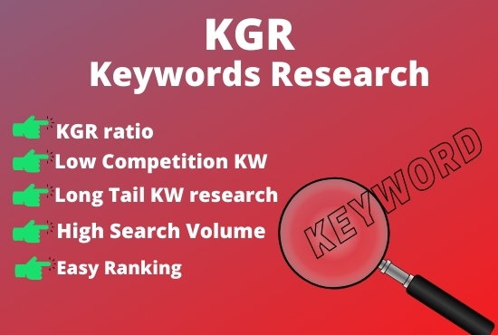 I will research the best SEO keywords for your websites.