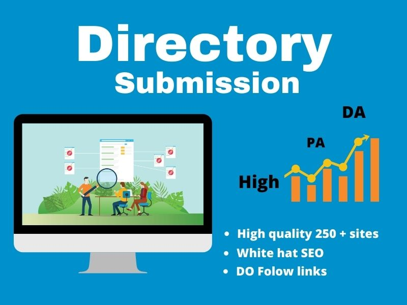 100 Directory submissions only for 5