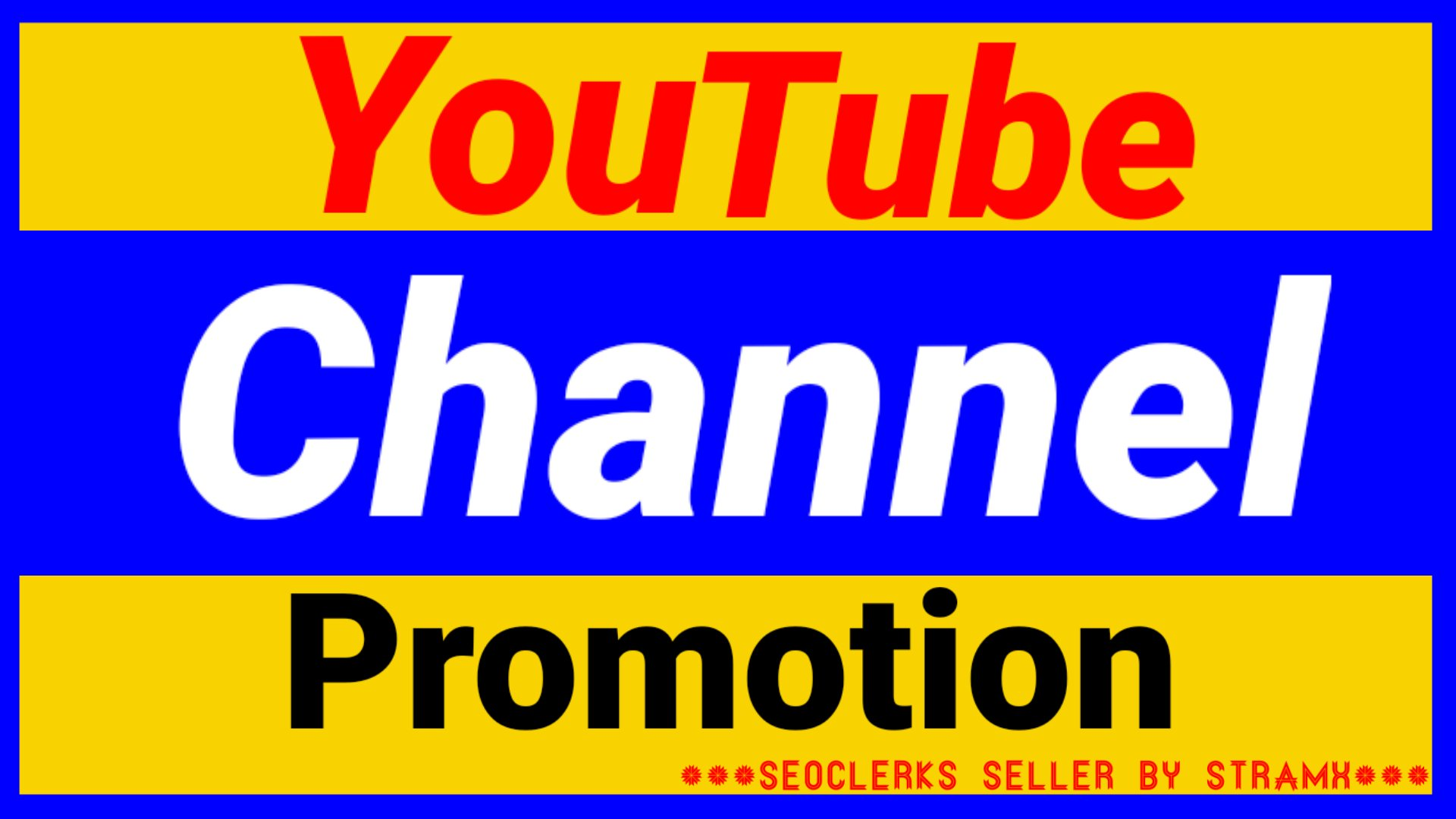 HQ And HR YouTube Video Promotion and Marketing in 12 Hours