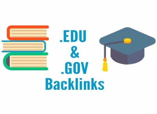 Create 20 Edu & Gov High DA Backlinks