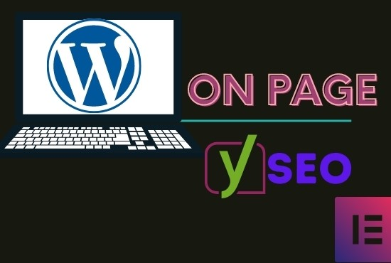 I will create Best On-Page SEO Optimize WordPress website