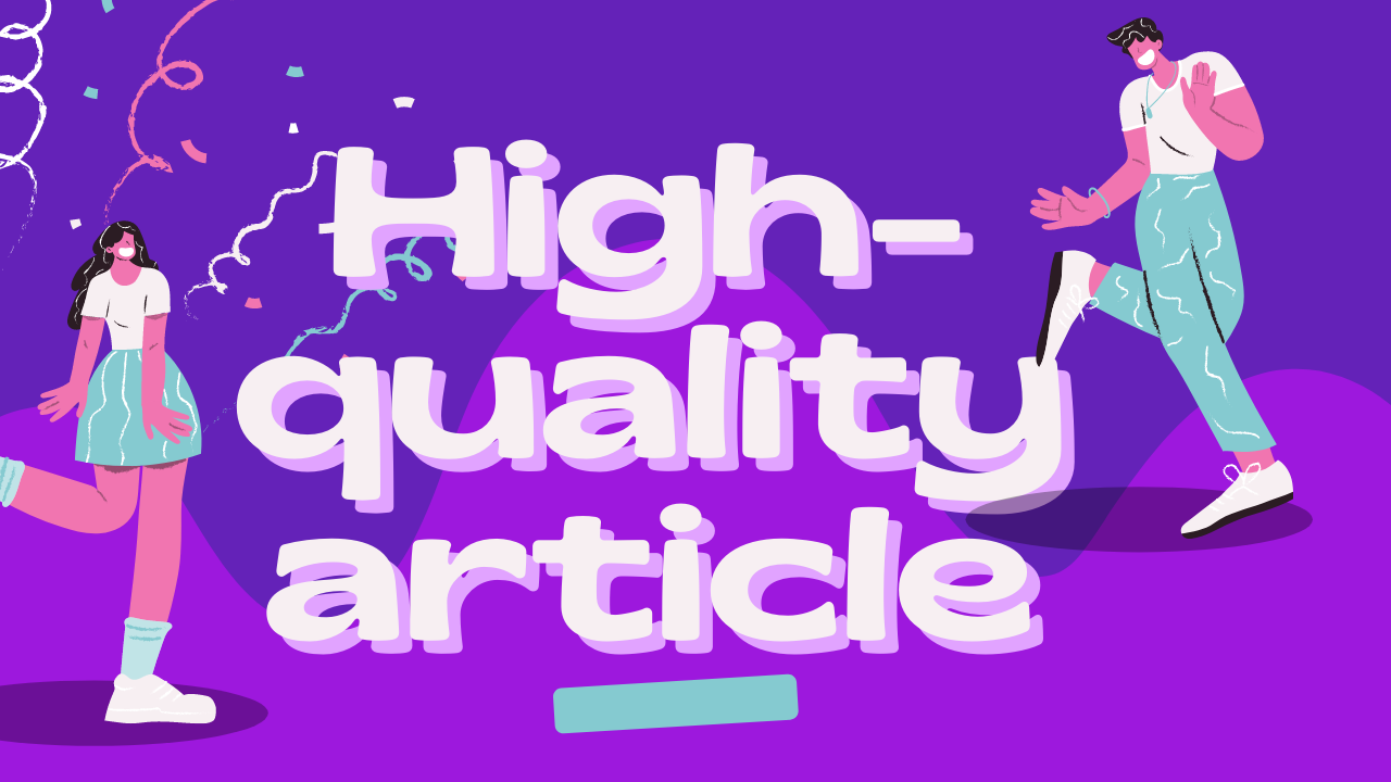 I will write 1500 words high quality seo article for your niche